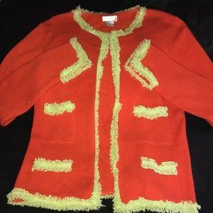 Judith Milstein 100% Cashmere Sweater